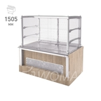 Витрина холодильная (кондитерская) RC33А