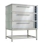 Шкаф пекарский ШПЭ-1, односекционный