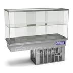 Холодильная витрина встраиваемая (стекло) 1200х450х600(1150)