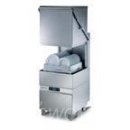 Купольная посудомоечная машина X110E+DP53, корзина 500*500, 2 дозатора (моющего и ополаскивающего средств), 2 насоса (мойки+DP53 слива),  4 цикла,  электронная панель управления, 380В