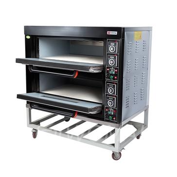 Печь подовая ярусная Miratek BK-24E (электрическая)
