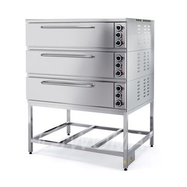 Шкаф пекарный электрический трехсекционный ШПЭ103, Марихолодмаш