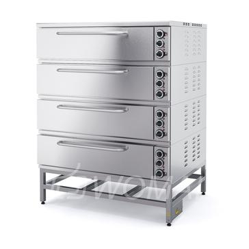 Шкафы пекарные электрические ШПЭ104 под каменный, Марихолодмаш
