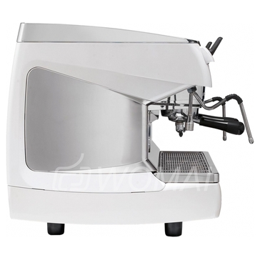Nuova Simonelli Aurelia II Vol 2 gr perl white+high gr+LED lights Кофемашина-автомат традиционная с 2 высокими группами, подсветкой LED