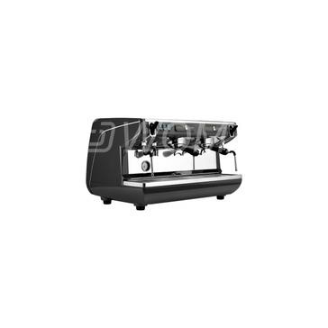 Nuova Simonelli Appia Life Compact 2Gr S 220V black+economizer+high groups Кофемашина-полуавтомат традиционная с 2 высокими группами и экономайзером