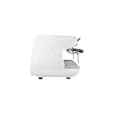 Nuova Simonelli Appia Life 2Gr V 220V white economizer+high groups Кофемашина-автомат традиционная с 2 высокими группами и экономайзером