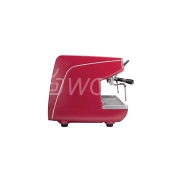 Nuova Simonelli Appia Life 1Gr V 220V red Кофемашина-автомат традиционная с 1 высокой группой