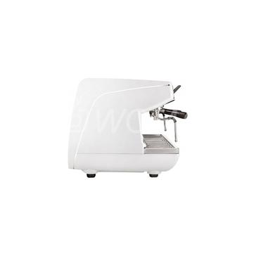 Nuova Simonelli Appia Life Compact 2Gr V 220V white+economizer+high groups Кофемашина-автомат традиционная с 2 высокими группами и экономайзером