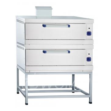 Шкаф пекарский подовый ГШ-2 газовый, Abat