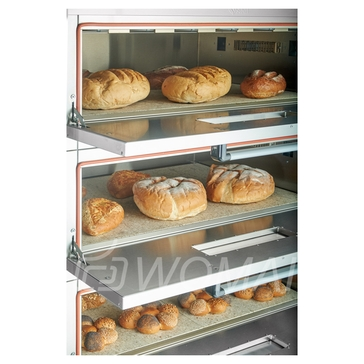 Шкаф пекарский подовый ЭШП-3КП, Abat