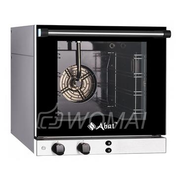 Конвекционная печь КПП-4-1/2Э (4 уровня GN-1/2, камера-эмаль, эл/механика, без противней) корпус эмалир., Abat