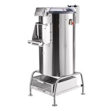 Машина картофелеочистительная кухонная МКК-500-01 с подставкой и мезгосборником, Abat