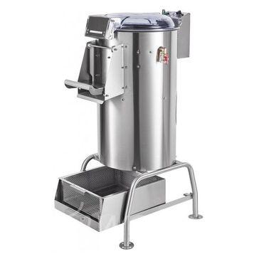 Машина картофелеочистительная кухонная МКК-150-01 с подставкой и мезгосборником, Abat