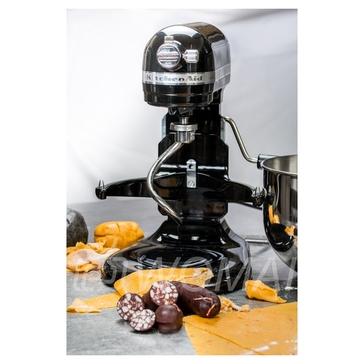 KitchenAid Миксер планетарный ARTISAN 5KSM7580XEOB, дежа 6.9л., 3 насадки, черный