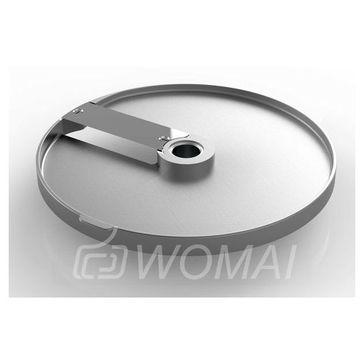 Диск для нарезки ломтиками 10 мм (алюминий+нерж.) для МКО-50, Abat