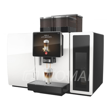 Автоматическая кофемашина FRANKE комплект - две A1000 FM CM + холодильник SU12 Twin между двумя к/м