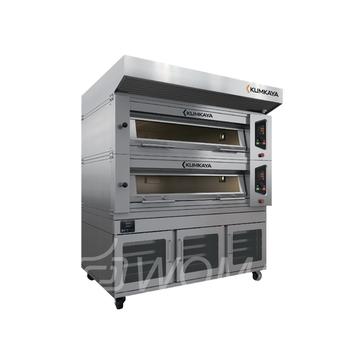 Модульная подовая печь Kumkaya EF 6080-2