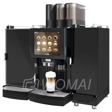 Автоматическая кофемашина FRANKE FM 850 + холодильник КЕ300 слева от к/м