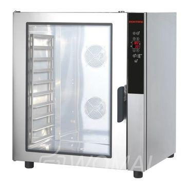 INOXTREND NB-SP-610E 01 RH Конвекционная печь с пароувлажнением, электронная панель управления