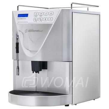 Nuova Simonelli Microbar II Cappuccino AD pearl white Кофемашина-суперавтомат одногруппная, с русскоязычным дисплеем,  1 встроенной кофемолкой, 2 бойлерами для воды