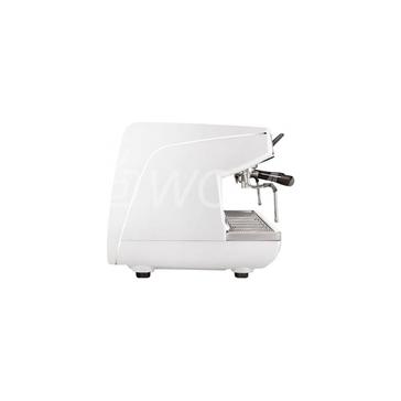 Nuova Simonelli Appia Life XT 2Gr V 220V white+high groups  Кофемашина-автомат традиционная c дисплеем с 2 высокими группами