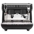 Nuova Simonelli Appia Life Compact 2Gr V 220V black +economizer+high groups Кофемашина-автомат традиционная с 2 высокими группами и экономайзером