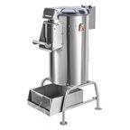 Машина картофелеочистительная кухонная МКК-300-01 с подставкой и мезгосборником, Abat