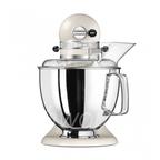 KitchenAid Миксер планетарный бытовой 5KSM175PSELT, дежа 4.83л, 4 насадки, 2 чаши, латте