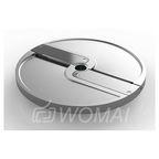 Диск для нарезки соломкой 4*2 мм (алюминий+нерж.) для МКО-50, Abat