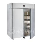 Шкаф холодильный CB114-Gm ( R404A) Alu Polair