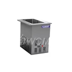 Салат бар встраиваемый (вентилируемое охлаждение) 430х635х730 1gn 1/1 н-200 Камик