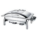 Мармит вторых блюд CRAZY PAN CP-CHD016S серебро