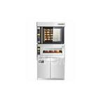 Конвекционная хлебопекарная печь DILA 5+ подовая печь HELIOS 4060 Debag