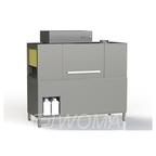 Машина посудомоечная секционная кассетная Гродноторгмаш МПСК-1700Пр; МПСК-1700Л (без столов загрузки и разгрузки)