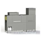 Машина посудомоечная секционная кассетная с сушкой Гродноторгмаш МПСК-1700Пр-С; МПСК-1700-Л-С (без столов загрузки и разгрузки)