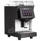 Nuova Simonelli Prontobar Touch 2 Grinder Tank black Кофемашина-суперавтомат, 1 группа, 2 кофемолки, черная, графический дисплей, заливная+подключение к водопроводу