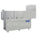 OZTI Посудомойка OBK 2000, с сушкой, 2130 тарелок/час, рабочий цикл - слева направо 2560*850*1880