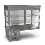 Витрина холодильная встраиваемая (стекло) 1060х640х800(1190)  Камик
